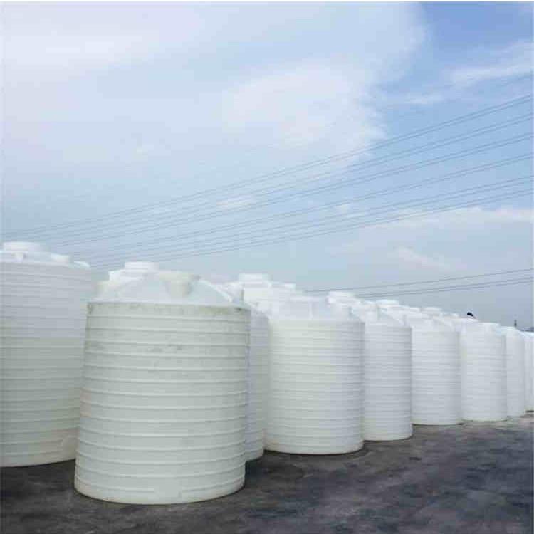 PE塑料水箱厂家直销10立方生活用水水塔 10吨卫生自来水水塔