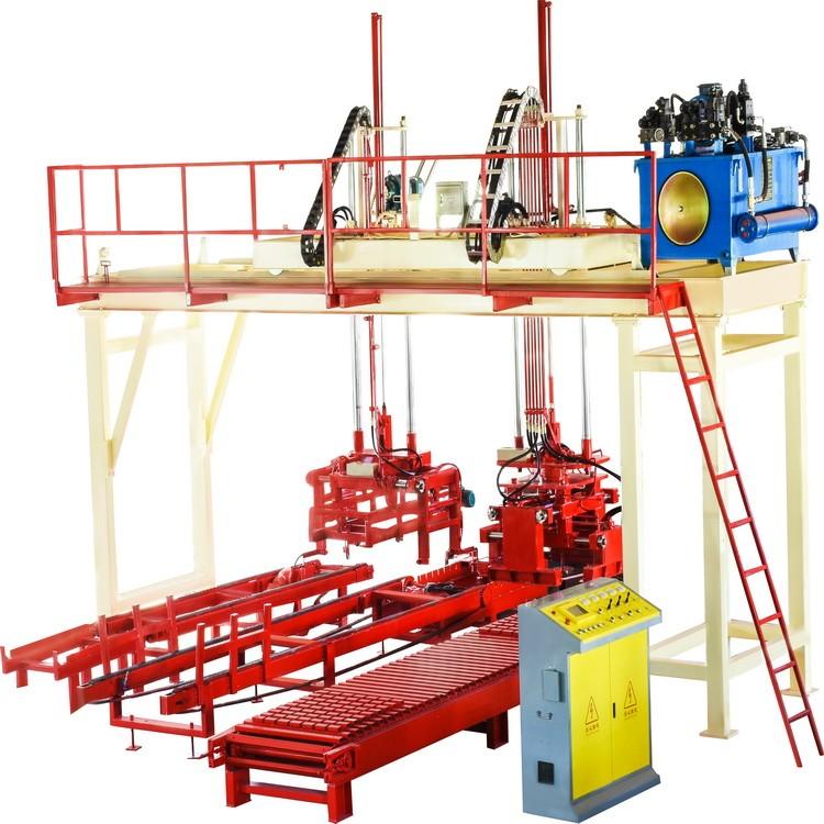 BM -1000 简易龙门式码垛机  厂家直销简易码砖机  宝码机械