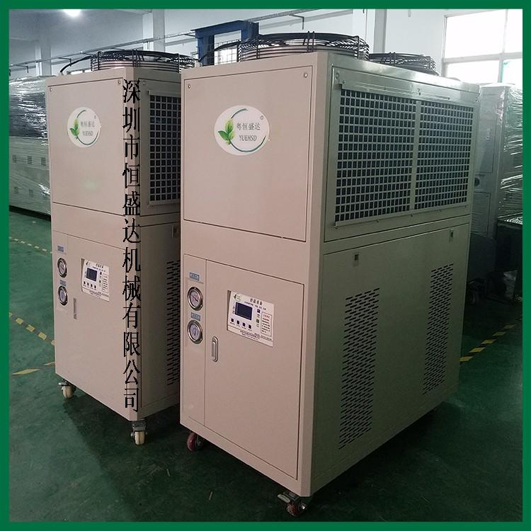 低温冷冻机-15℃冷水机组 防爆冷冻快 现货供应 厂家直销