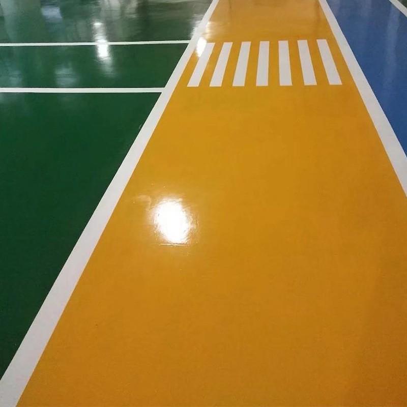 厂家直销 防滑路面施工 透水路面施工 聚氨酯地坪 聚氨酯地坪漆 柔软温和降噪耐磨地板 双源诚