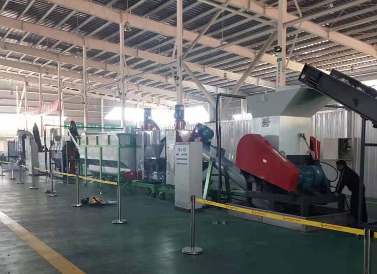 东莞医疗输液瓶回收设备 点滴管清洗处理生产线