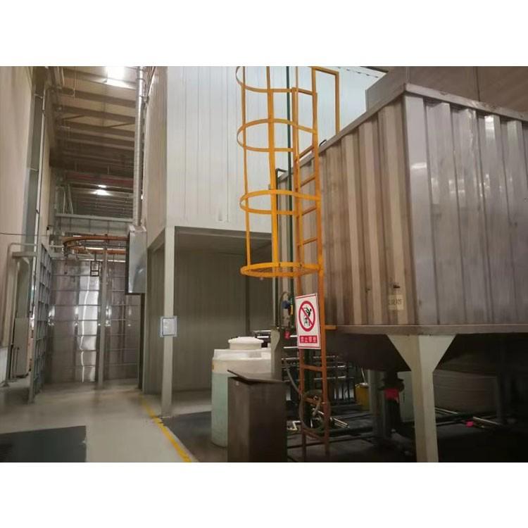 静电喷塑设备 喷粉设备 静电喷塑机 塑粉回收机 涂装生产线