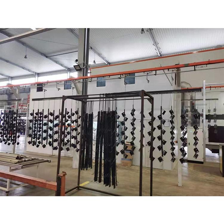 喷漆线 涂装流水线 自动喷粉生产线 洁泰静电喷涂生产线喷漆线