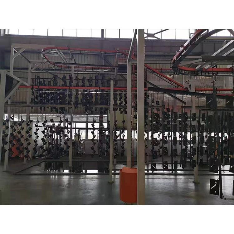 【厂家供应】静电喷塑流水线 涂装流水线 五金静电喷塑流水线 喷粉生产线 各种涂装流水线