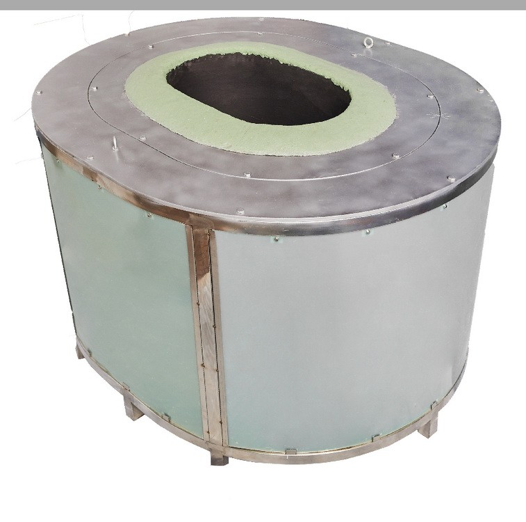 水木机电 电炉控制柜 5吨熔铜炉 熔炼贵金属生产厂家 支持定制