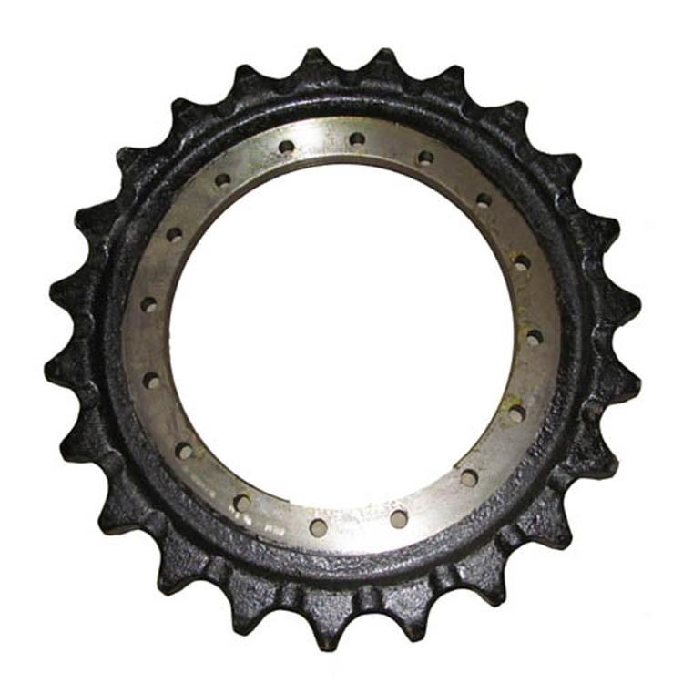 三菱驱动轮 MS110-5驱动轮 三菱底盘件 三菱四轮一带 驱动齿 齿环 齿圈