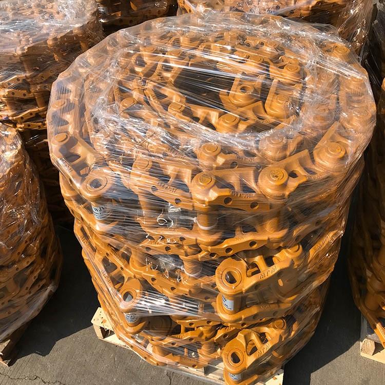 小松挖掘机链条 PC200-3挖掘机链条 链轨 链骨 链筋 轨链 现货供应