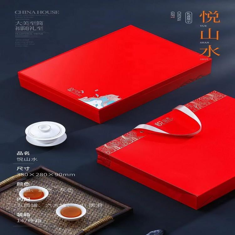优秀品质 安溪铁观音茶叶兰花香特级浓香型500g礼盒装 永胜茶业