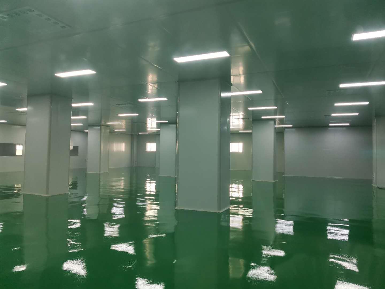 山东地区净化工程洁净室洁净厂房验收检测