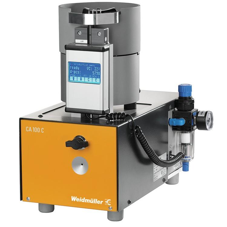 正品 魏德米勒 自动化工具 剥线压接工具 机器 CA100C CRIMPFIX