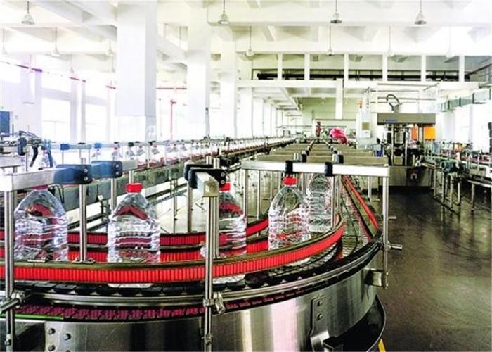 厂家直销 一次性包装桶装水灌装机-协会认可产品QY36  桶装纯净水灌装生产线 灌装效率高 可定制