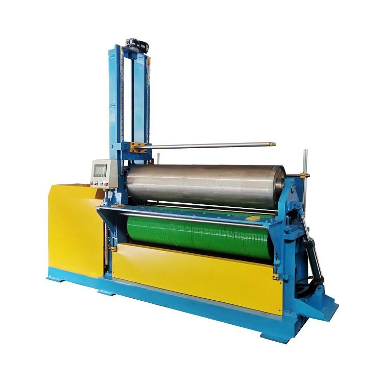 创德机械 液压自动卷板机卷圆机厂家电动数控卷板机