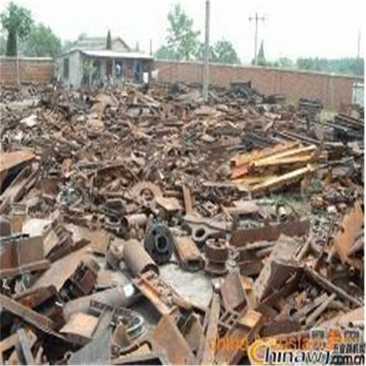 厦门集美工厂废铁回收 高价回收废铁废钢厂家 上门拆运
