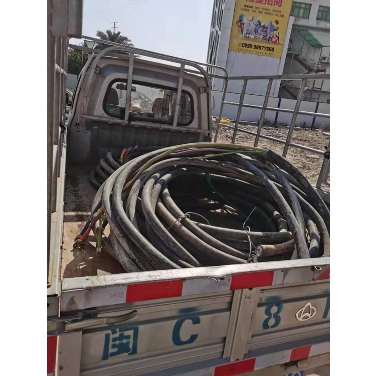泉州回收厂家 安溪长期高价回收电线电缆 免费上门估价