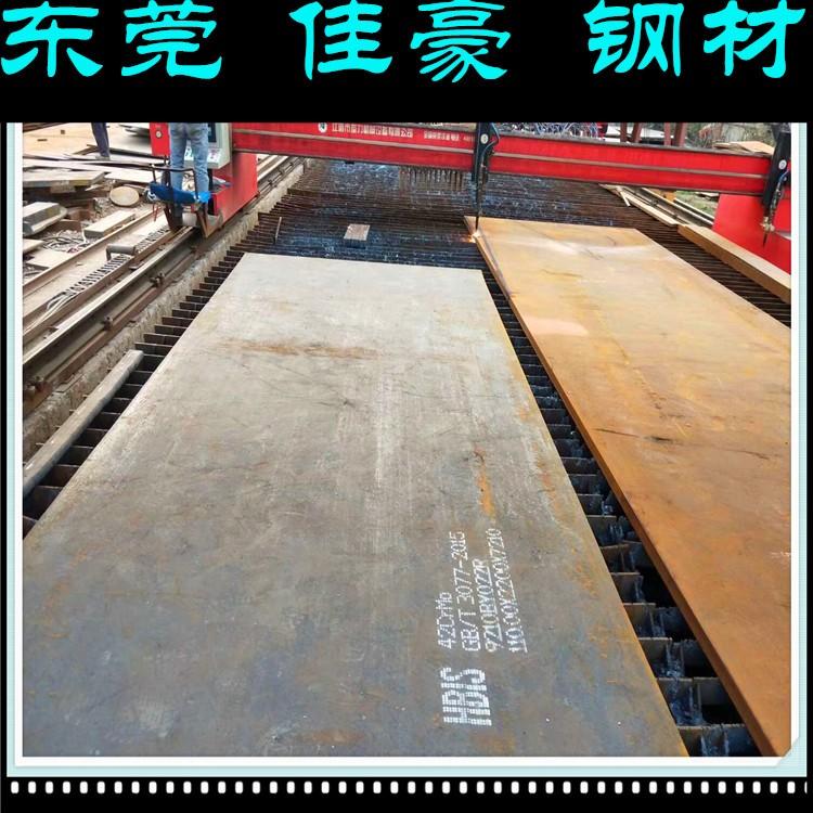 HARDOX400耐磨钢板 热轧厚度尺寸8~100mm  开料零切