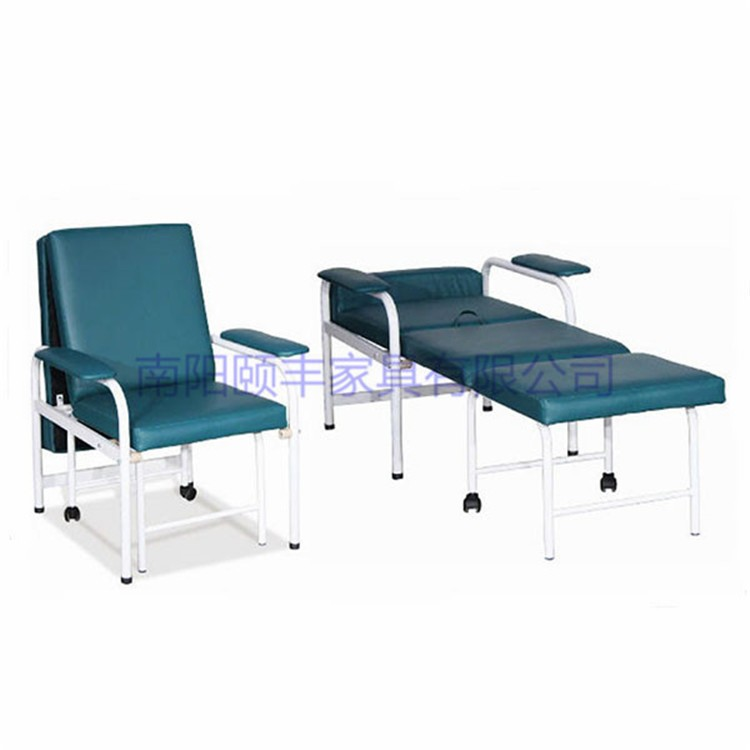 湖北医院陪护椅-医用陪护椅-病房陪人椅-医院折叠陪护床椅-多功能陪护椅生产定制厂家代工