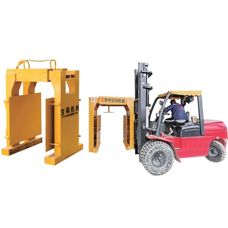 厂家直销 BM-1200装车抱砖夹 装砖卸砖专用随车抱砖夹  宝码机械
