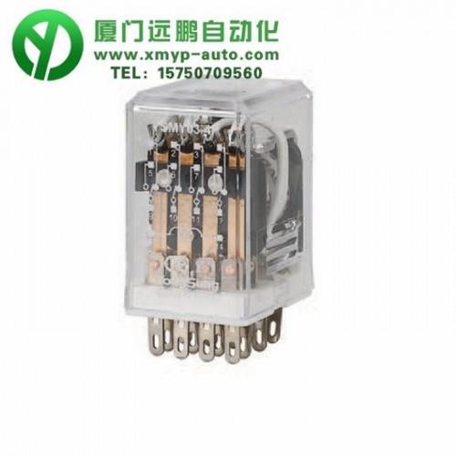 yongsung中间控制继电器YSLY10-4P220DS DC220V 韩国原装