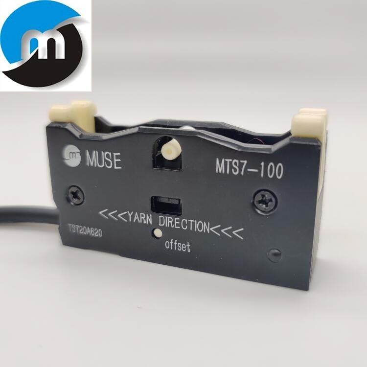 纺织张力传感器 拉力传感器 纱线张力传感器 BTSR传感器妙思厂家直销 进口传感器替代品