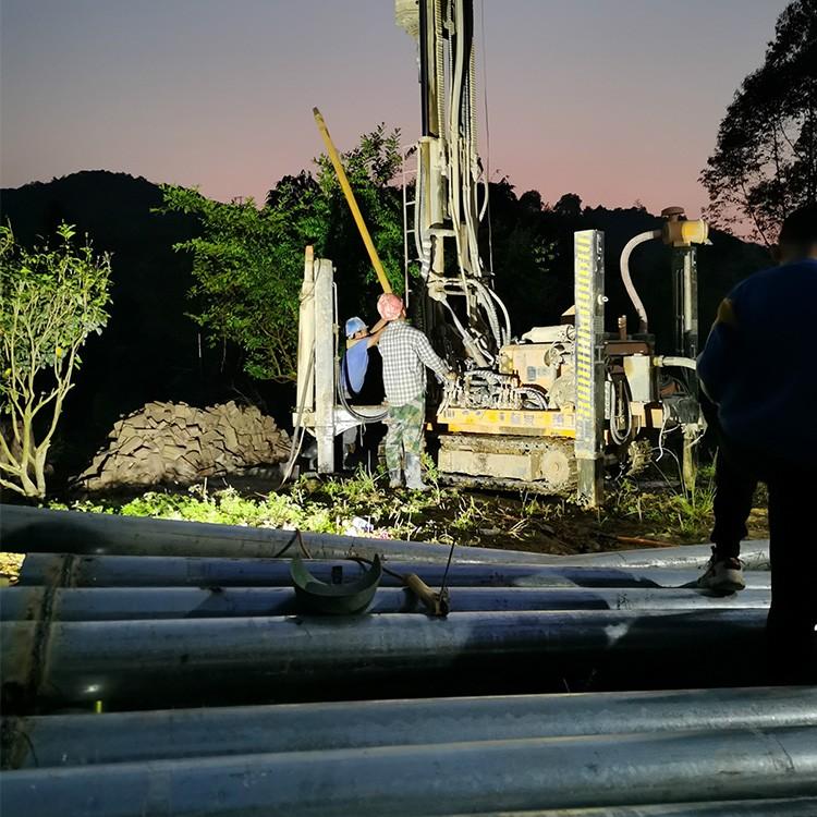 厦门机械钻深水井 百米地下井工程降水打井公司