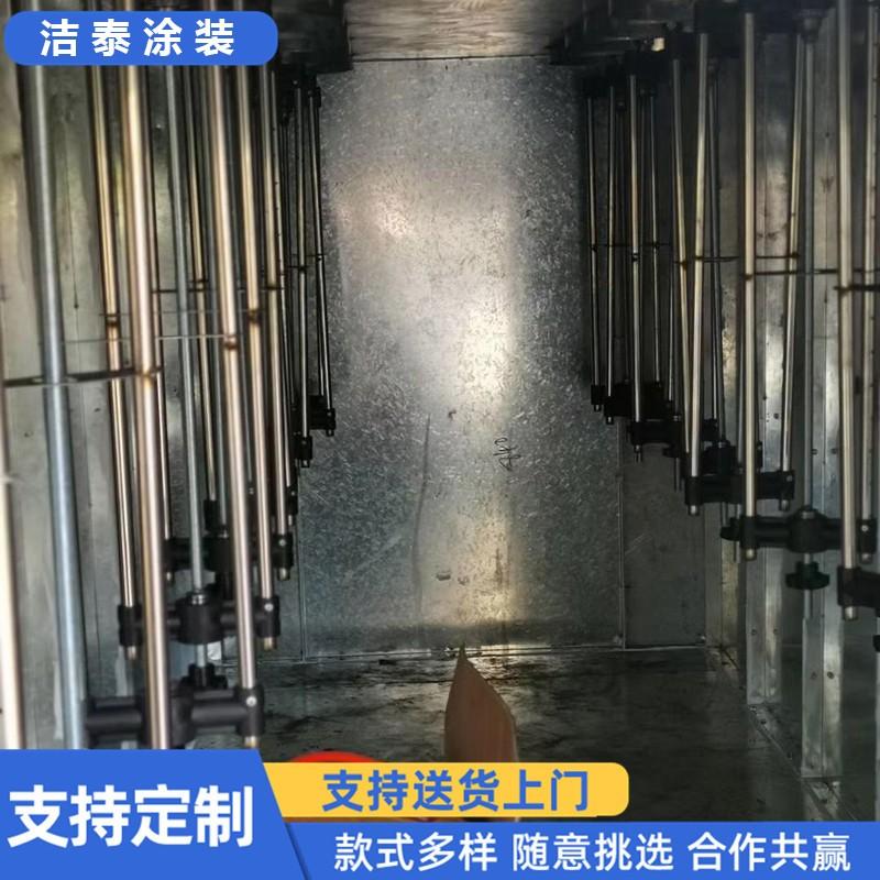 供应喷涂设备全自动喷粉生产线电梯部件喷涂生产线涂装设备生产线
