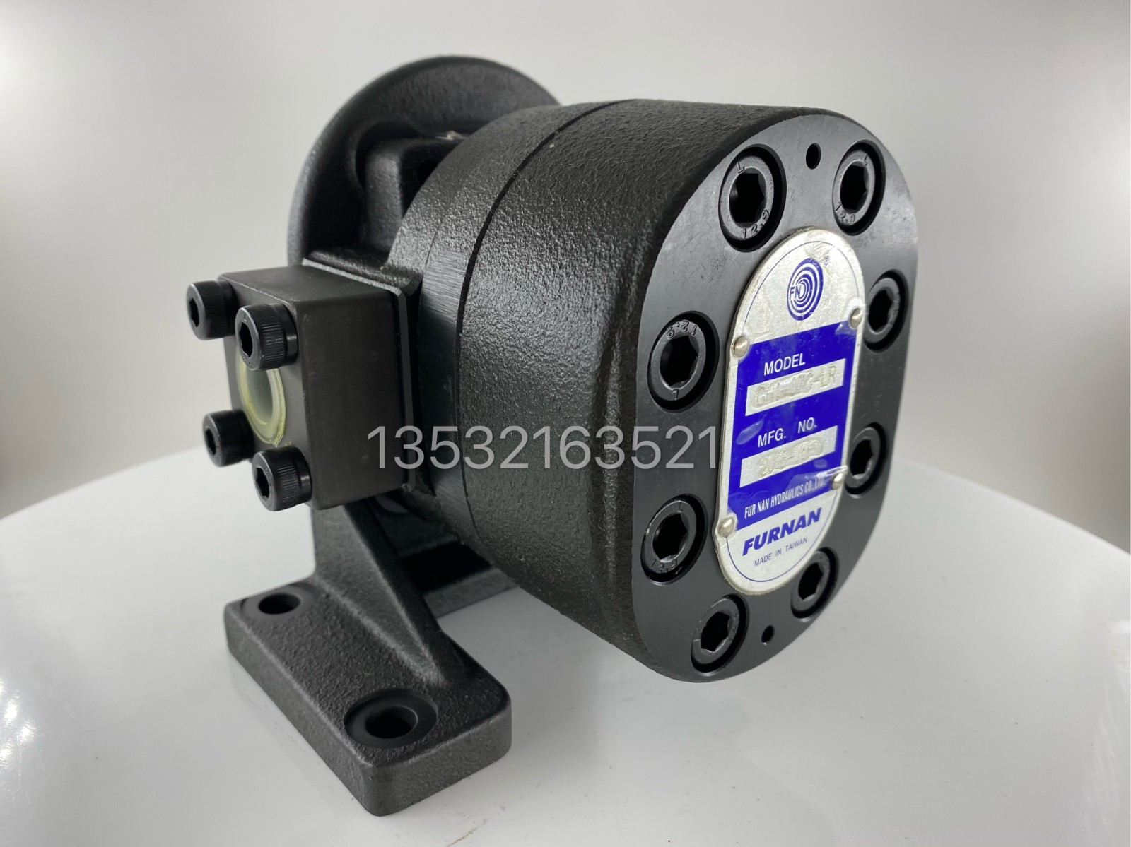 台湾 FURNAN福南齿轮泵维修VPKCC-F4040A4A4-01