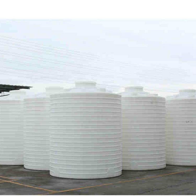 工业废水罐污水处理原水箱 联顺10吨PE塑料水箱