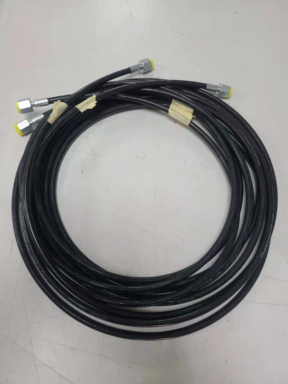 厂家供应高压氮气管 高压金属软管 品质好