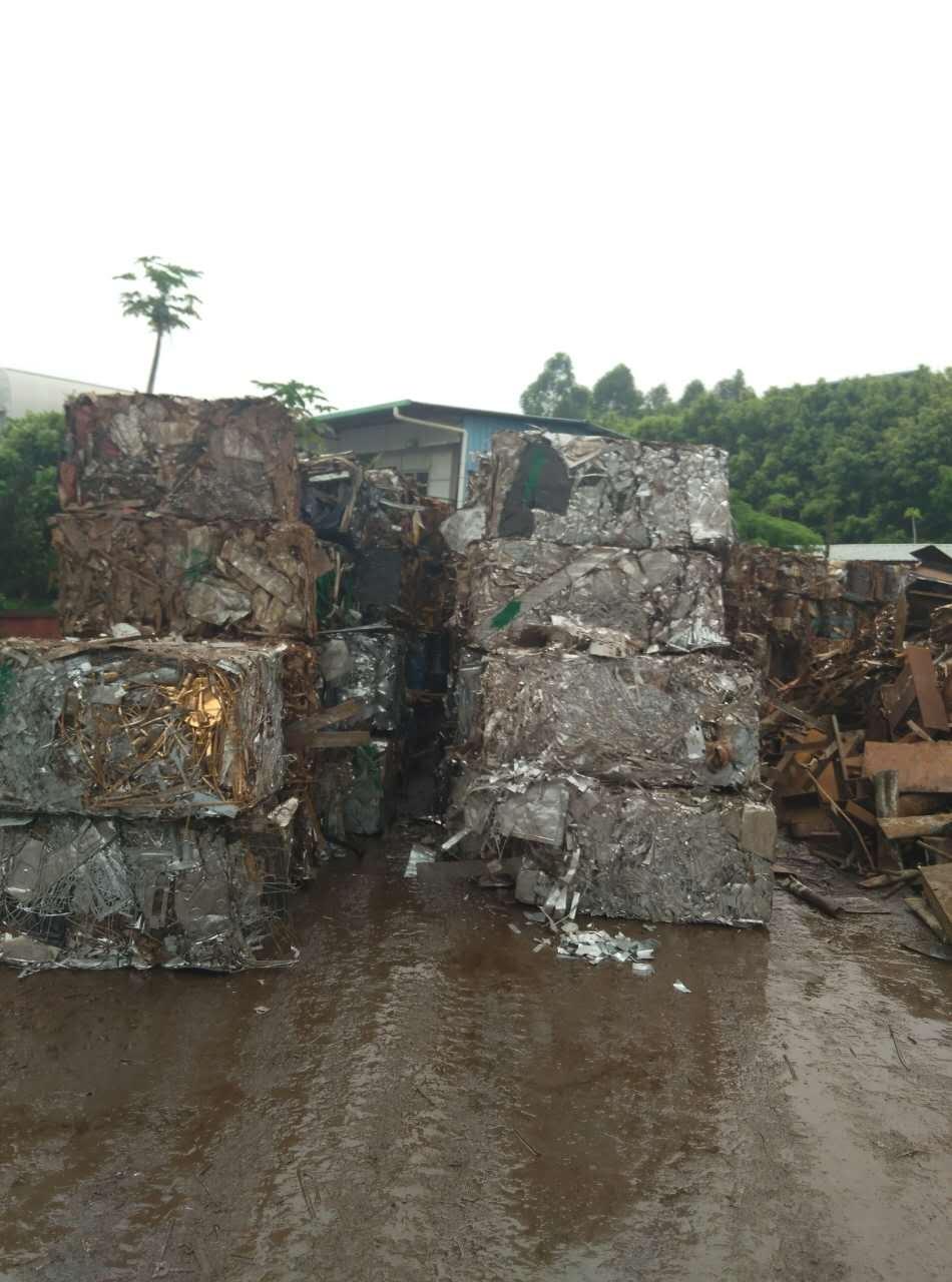 东坑镇废铁打包回收厂 上门服务收购工业铁 模具铁 铁刨丝 铝渣 铝刨丝