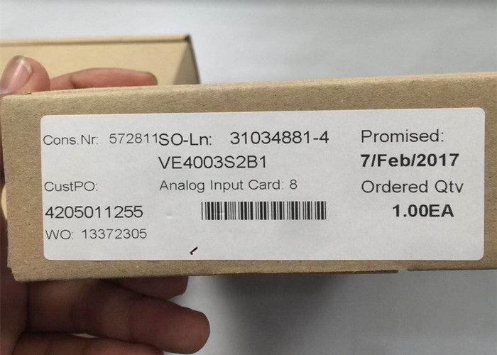 EMERSON 1C31169G02 艾默生模拟输入输出模块 欧美工业设备