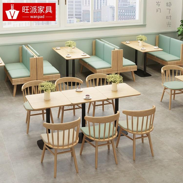 广州南源中港式茶餐厅双面软包卡座沙发定做