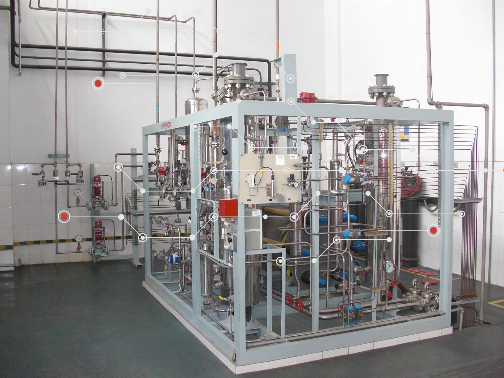 1#制氢框架