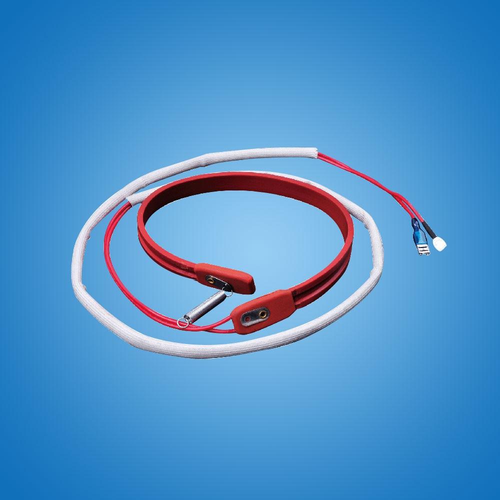 供应空调压缩机保温带 空调保温带 发热组件昌兴电子厂家