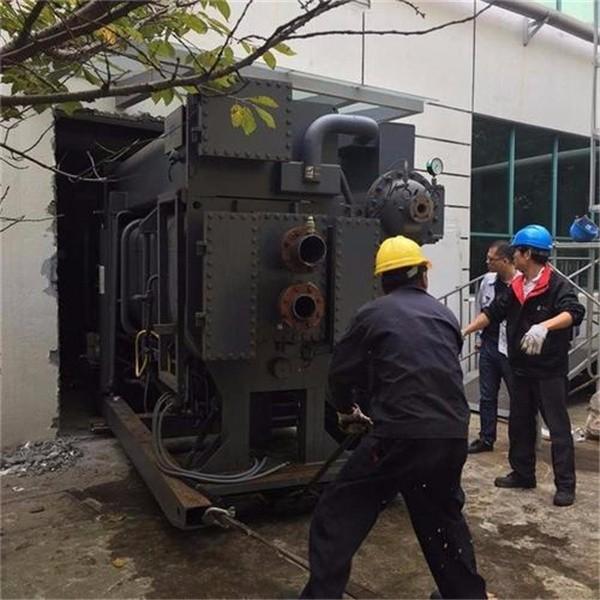 思明冷链设备拆除回收 诏安宾馆中央空调回收