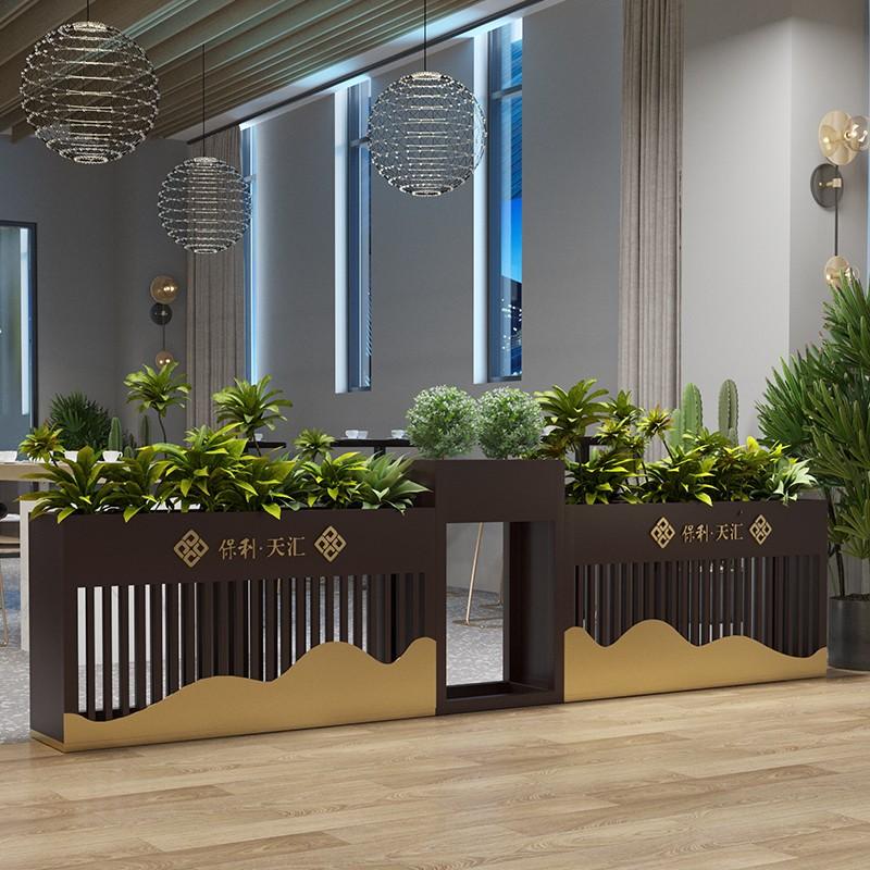 简约户外花箱 个性花槽架 百搭各种花卉