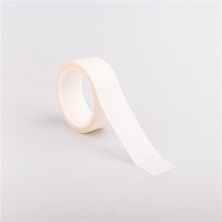 白色美纹胶带PET复合耐高温美纹纸胶带 无痕胶带 装修喷涂专用不残胶可书写