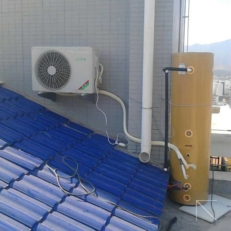 空气源热泵热水器 中锐家用空气源热泵热水器E系列150L  厦门空气能热水器厂家