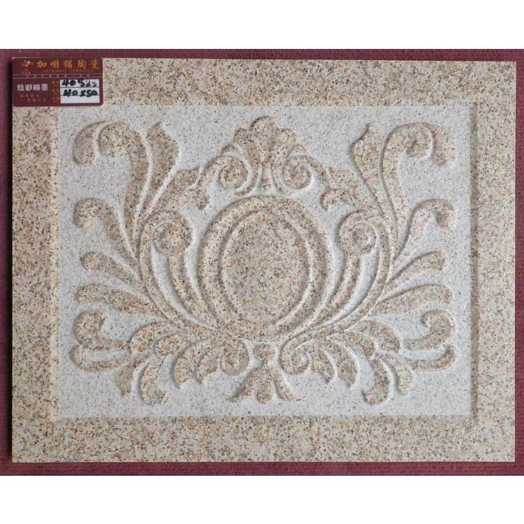 定制欧式工艺罗马柱 加咖猫陶瓷金沙红系列  外墙艺术砖 南安厂家销售 欢迎来电咨询