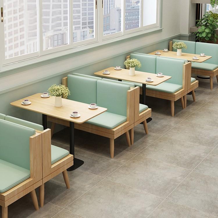 广州东涌镇鱼小漾酸菜鱼餐厅直销软包卡座沙发定做