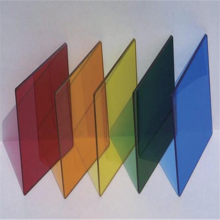 有色光学玻璃 吸收型滤光片 滤光玻璃  景滤 滤光片