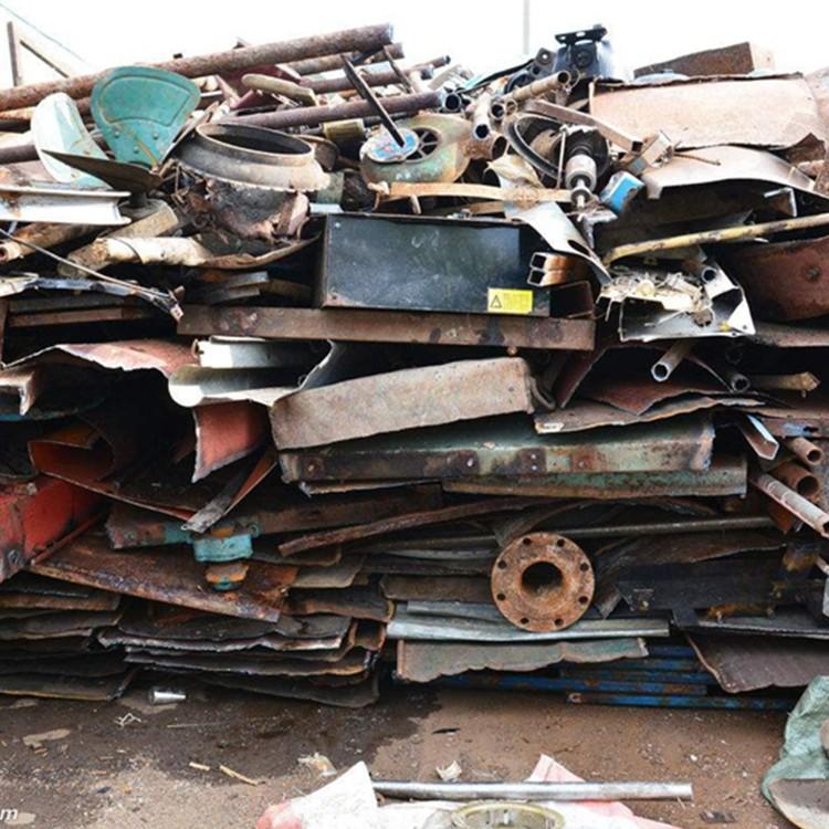 工厂废铁回收 二手废铁 机器废铁回收 实地商家