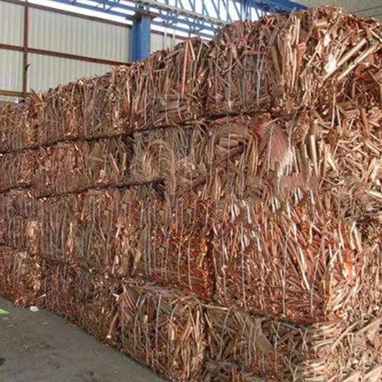 专业废铜回收 工厂报废铜材回收 今日铜的价格
