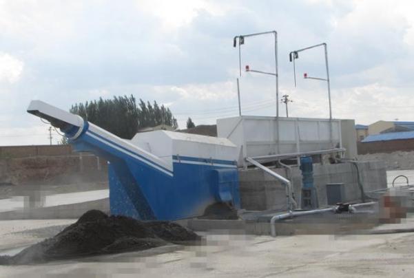 沙石分离清洗机的原理是什么它都有哪些特点