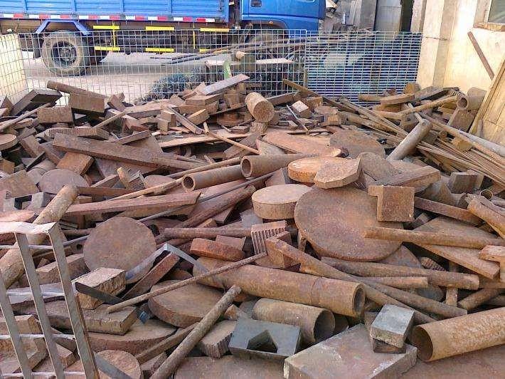 大型工业废铁回收站 上门回收