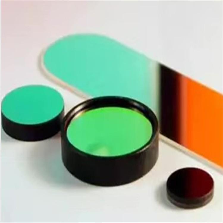 NBP535nm带通窄带滤光片 通光镜片 分光镜片