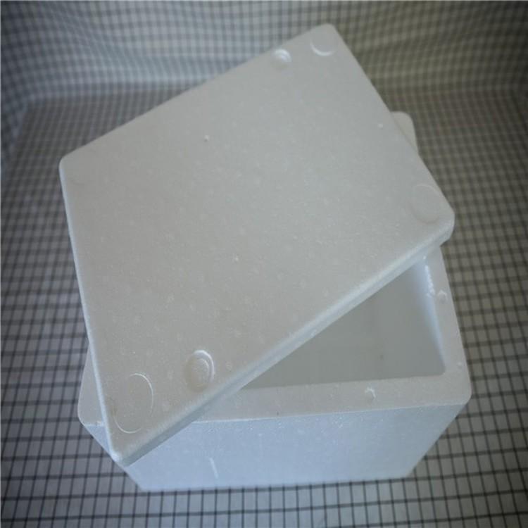 厂家推荐  EPS聚苯乙烯泡沫箱厂家 保利龙泡箱 耐磨 可循环使用 支持定制