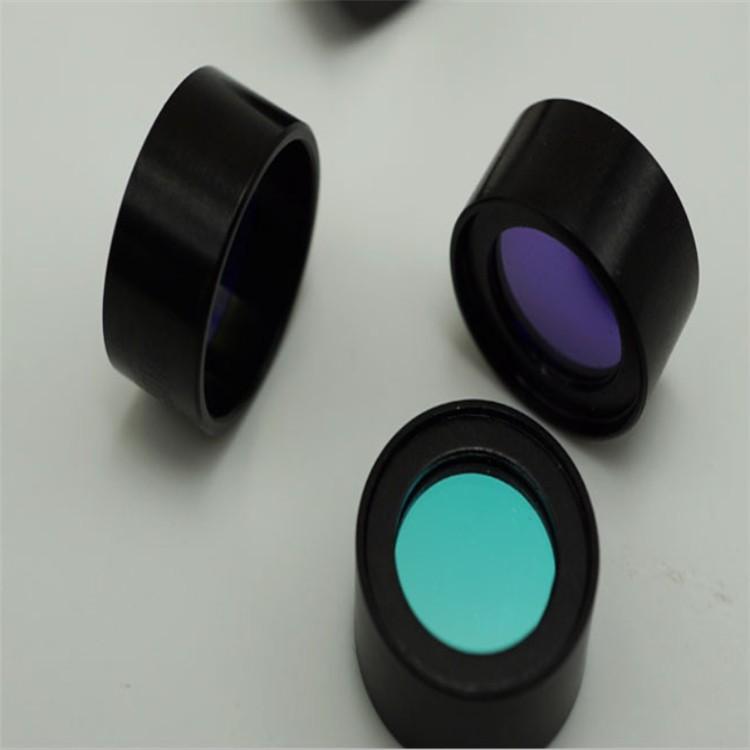 NBP270nm带通滤光片 紫外窄带滤光片 通光镜片