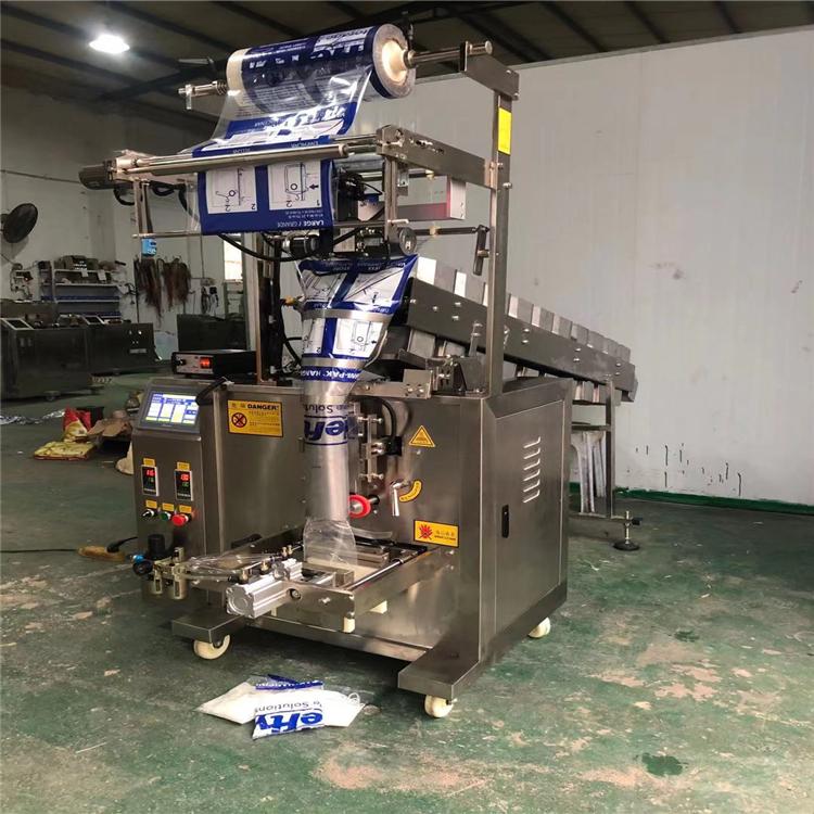 西藏五金配件包装机生产厂家 面粉包装机