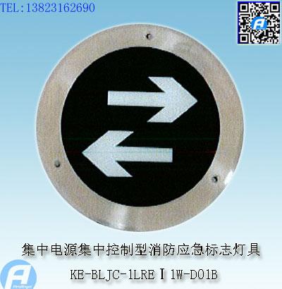 KE-BLJC-1LREⅠ1W-D01B集中电源集中控制型消防应急标志灯具1