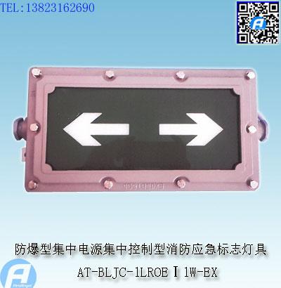 AT-BLJC-1LROEⅠ1W-EX防爆型集中电源集中控制型消防应急标志灯具1